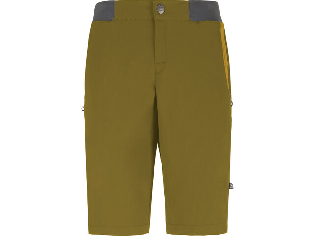 E9 Hip Shorts Men Pistachio